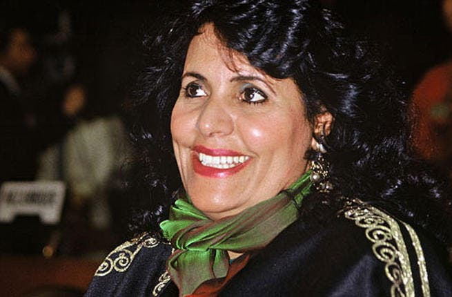 Fallen Mother: Safia Gaddafi, wife to the late Colonel Gaddafi, is one suffering mother this Spring. Having been widowed and deprived of many sons, now in exile, this cannot be an easy mother's day for the woman who lost everything: Libya and the father to her 3 dead sons.