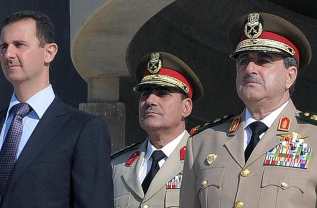 The biggest loss so far: The Damascus bomb yesterday hit defense minister and ex-chief of staff, Gen. Daoud Rajiha and his deputy, Assef Shawkat, Assad's brother in law. Although Assad quickly announced their official replacements it might be harder to find a replacement husband for his sister.