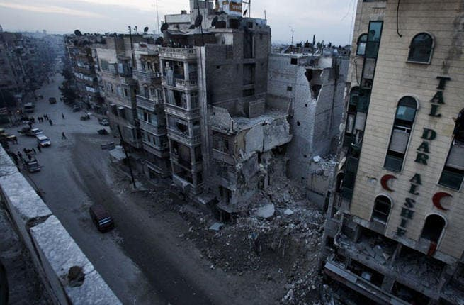 In November, Syrian fighters jets attacked a field hospital in Aleppo, in the northwest of the country. The Dar al Shifa hospital attack led to at least fifteen people being killed. The airstrike was the sixth recorded direct hit on the clinic that was once owned by a businessman close to the embattled President Assad.
