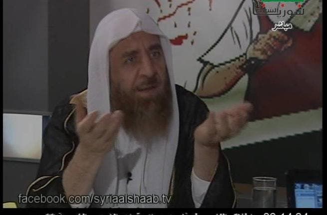 The conflict of Syria has played out in the utlra-conservative religious sphere - or the cleric-osphere. Adnan Araour, a Syrian Salafi Muslim cleric, resident in the KSA, emerged mostly during his country's conflict. He is anti-regime in his coverage of the conflict. Pro-Assad cleric, al-Bouti, has sanctioned supplication to al-Assad's likeness.