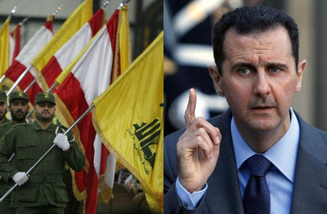 Leaving Assad unchecked would galvanize the notorious 'axis of evil':  If the pariah President is triumphant over the rebels, it could lead to the establishment of a stronger Shia Syrian state - an ally for Iran, Iraq and Hezbollah. Syria would be partnered up with forces well-rehearsed in the arts of international terror.