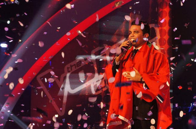 After winning over thousands of viewers and a tough celeb judging panel, Murad Boureiky was crowned the winner of MBC's 'The Voice' last month. Already a household name, the Moroccan singing sensation looks set for big things in 2013.