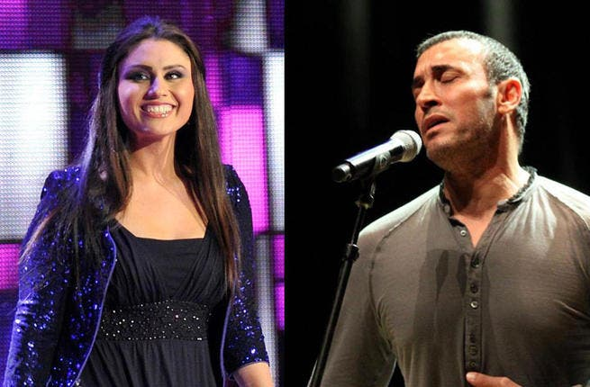 Wannabe star, Nour Iriqsousi, might have missed out on the title of 'The Voice' in 2012's popular MBC singing competition but she hasn't let that stand in the way of her pop ambitions. The Syrian beauty's Iraqi coach, Kadim al Sahir, has taken her under his wing with plans to guide her to stardom this year.