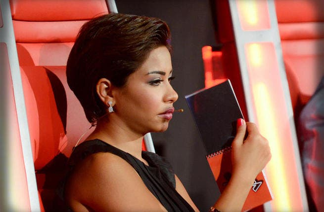Sherine Abdel Wahab looked set to be a controversial addition to the coaching panel and she didn't disappoint! Tears and tantrums might have made for entertaining viewing but for makers of the show, Sherine's drama was hard to handle. In true diva style, rumor has it the starlet couldn't even make it onto set on time.