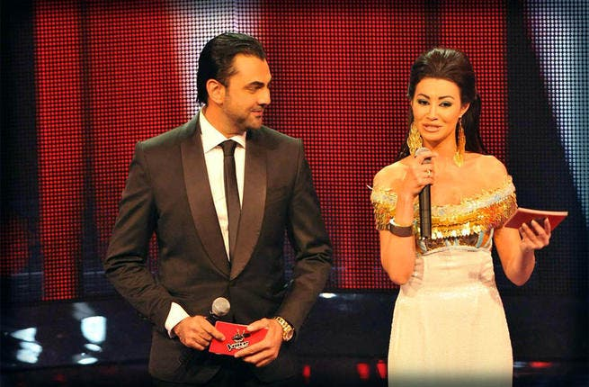 The wannabe singers weren't the only ones being judged, even the show's presenters were in the firing line. Female host, Arwa Jodeh, faced criticism for her somewhat lackluster performance. While her male co-presenter, Mohamad Karim, might have fared better in the charisma stakes, he was slammed for his excessive use of hair gel.
