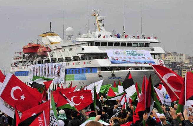 """Cold Turkey: Until IDF forces killed nine Turks aboard the """"Gaza Freedom Flotilla"""" in 2010, Israel had a rare regional ally in Turkey. Only apologising to the Turks in 2013, the deaths of the peaceful activists further isolated Israel from its Arab neighbours. Bibi didn't need the blunder, and Israel suffered for his intransigence."""