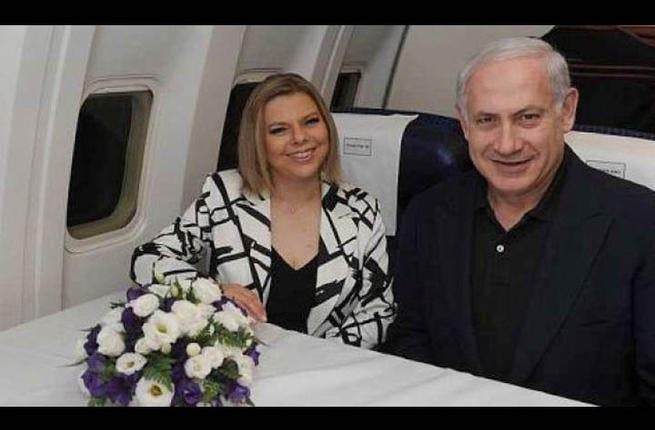 Shekels well spent? While Israel is penny pinching, Mr and Mrs Bibi spent over $950,000 on 3 new houses in 2012. For Maggie Thatcher's funeral, they splashed out $145,000 for a double bed to be installed for their 5 hour flight to London. They also dropped nearly $20,000 on hair, makeup and wardrobe expenses in 2012. You wouldn't know!