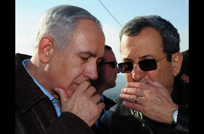 """Holier than thou? Bibi and his former Defence Minister Ehud Barak were slammed for their right wing politics and their stubborn conservative agenda - they were accused of being out of touch with the middle class and were dubbed the """"messiahs of Akirov and Caesarea"""" - two upscale Jewish neighbourhoods. Ouch!"""