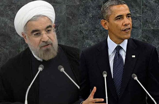 """Baby Bibibi? Netanyahu acted like a petulant child when he thought that relations between the US and Iran might be thawing. Issuing almost daily statements on Iran and its """"false diplomacy,"""" he nearly had a mental meltdown when Obama and Rouhani were on the brink of (gasp!) a historic handshake at the 2013 UN General Assembly."""
