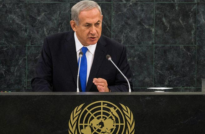 """Boring Bibi? His never-ending diatribe on Iran's nukes is dull. It has also has earned him criticism from predecessor Ehud Olmert who accused him of """"creating an unnecessary international debate"""" and diminishing international support for Israel by constantly hounding the issue in the global arena. But Netanyahu's not over it yet..."""