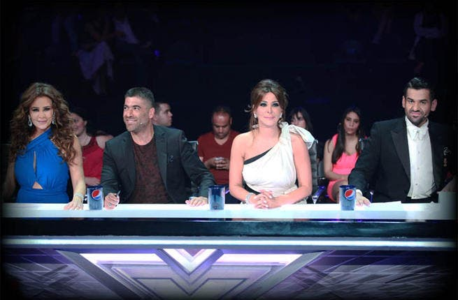It was a man's man's world leading the Thursday night competition. Star team leaders Hussein Al Jassmi and Waelf Kfoury were the only judges left with contestants in the running. Carole Samaha and Elissa still at least provided the episode with eye candy, looking positively fabulous.