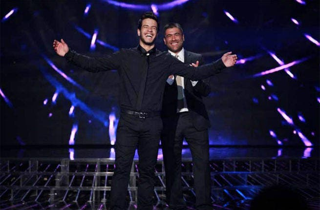 Jordanian Adham Nabulsi is representing Wael Kfoury. Last time around he excelled with a beautiful ballad, wowing the crowds. Not short of confidence, the jolly Jordanian believes he'll become an Arab star even if he doesn't win.