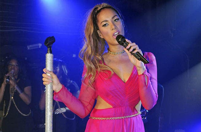 The special guest for Friday's finale will be British sensation Leona Lewis. The sultry songstress was crowned X Factor UK champ in 2006.