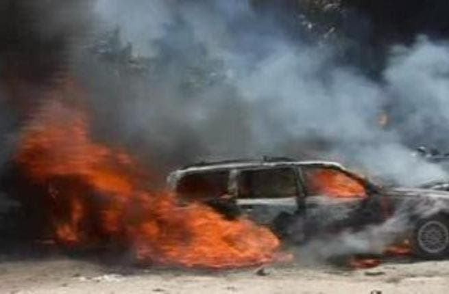Thursday's bombing comes after a car bomb attack near the Somali presidential palace last week by al-Shabbab fighters who control parts of the country and are looking to overthrow the government.  (File Archive/AFP)