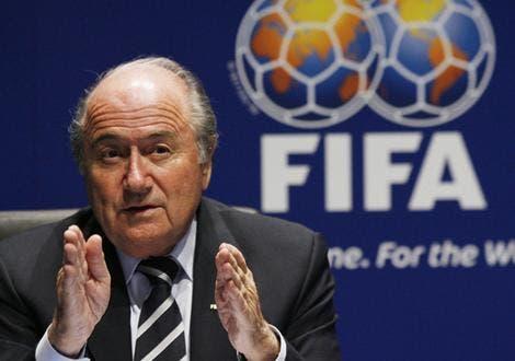 Blatter to visit Palestine, Israel
