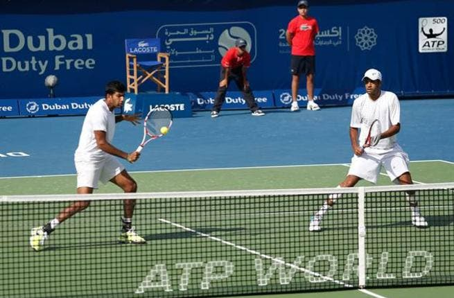 Dubai hosts the Davis Cup 2013 where Iraq tries for a lucky stroke on the tennis courts (image used for illustrative purposes, courtesy of ATP)