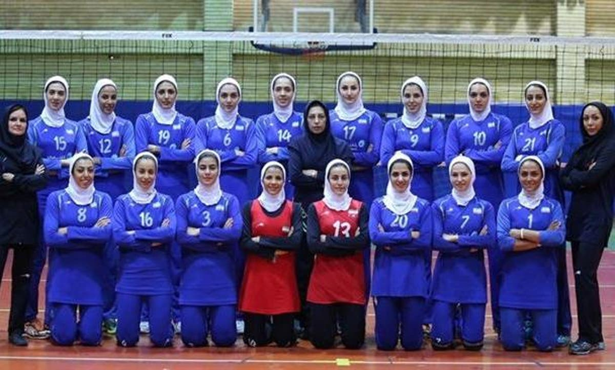 Iran Drawn In Pool A Of 2016 Asian Women S Cup Volleyball Championship Al Bawaba