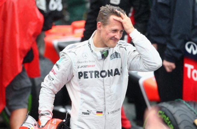 Schumacher out of coma according to latest reports