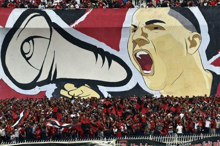 USM Alger fans