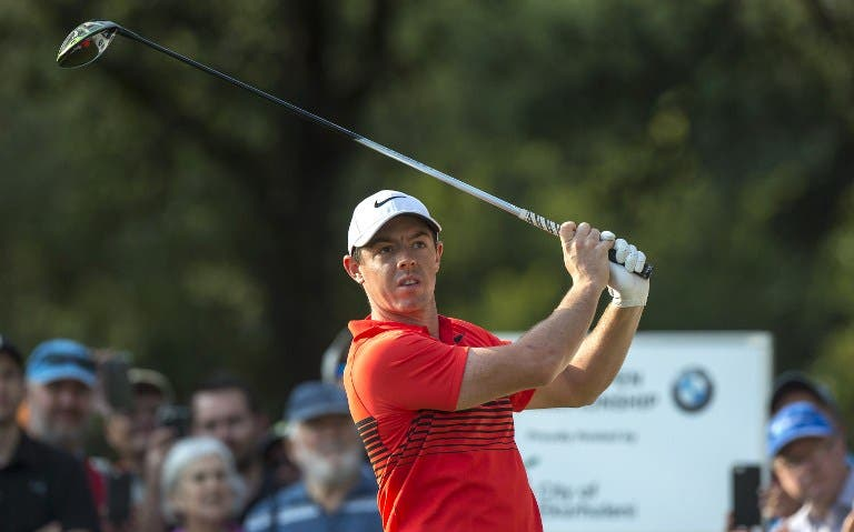 McIlroy pulls out of Abu Dhabi championship with rib fracture