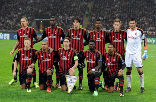 AC Milan v Atletico Madrid: UCL projected lineups as Seedorf leads European dream