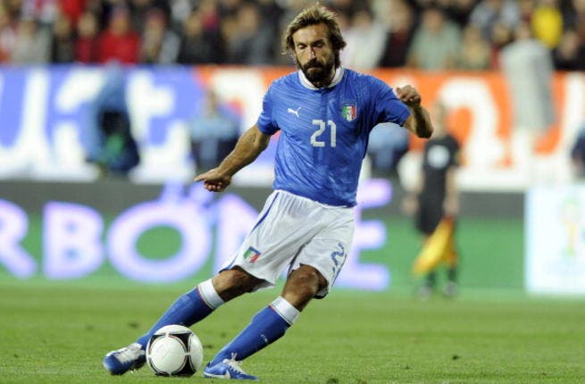 Hodgson fears Italian Andrea Pirlo 'the most' ahead of Brazil World Cup