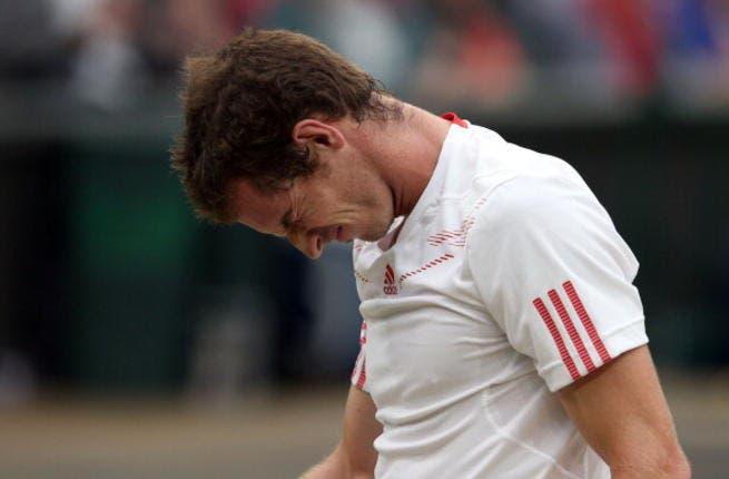Murray reveals back injury torment