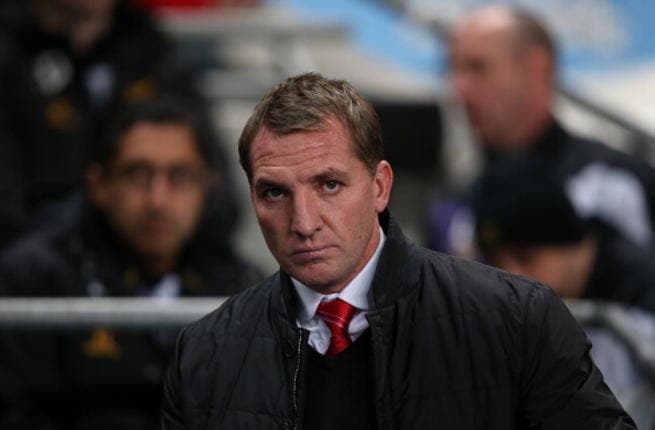 Rodgers: Liverpool are not title contenders