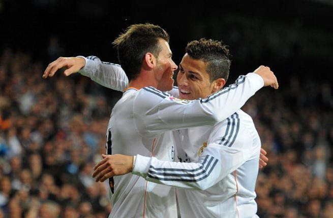 Gareth Bale opens up about 'reported' rift with Ronaldo