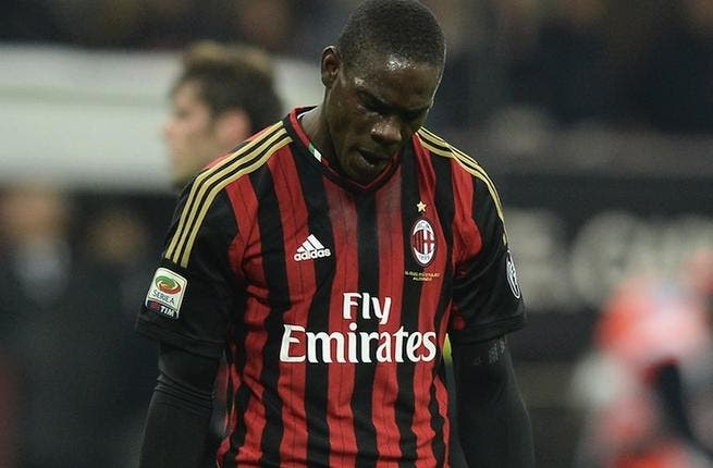 Balotelli reportedly for sale following recent poor displays