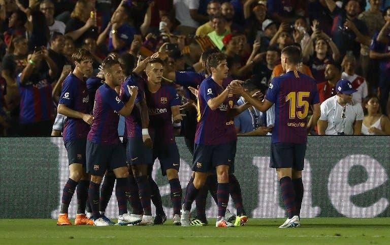 برشلونة يواجه أزمة قبل كأس السوبر الإسباني   البوابة