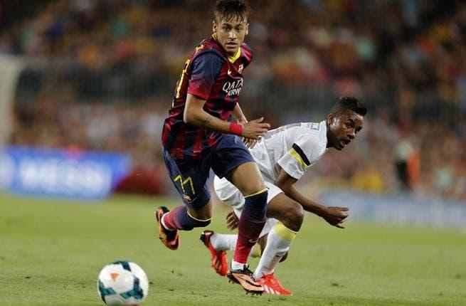 Neymar planned social media campaign against racism ahead of Alves' 'banana stunt'
