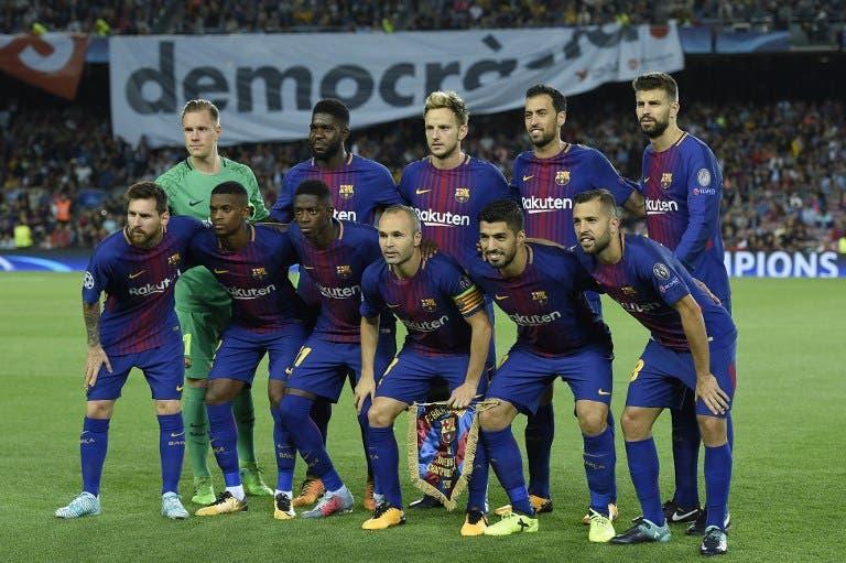 هل يحسم برشلونة لقب الدوري الإسباني قبل الكلاسيكو؟   البوابة