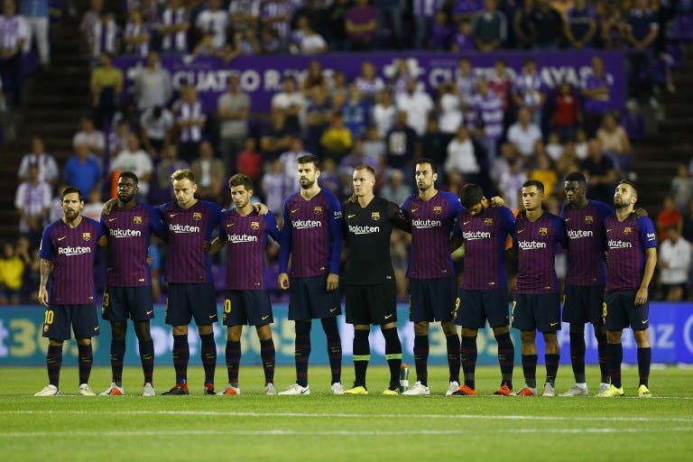 برشلونة يتطلع للاقتراب أكثر من لقب الدوري الإسباني   البوابة