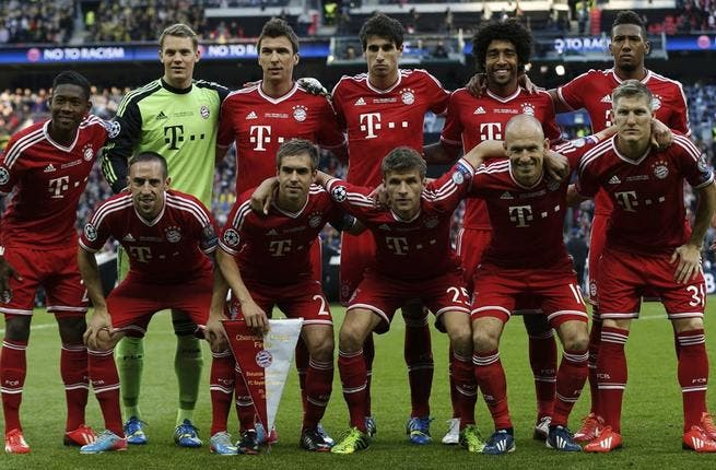 'Title holders' Bayern 'wary' of 'dangerous' Man U ahead of CL quarter-final clash