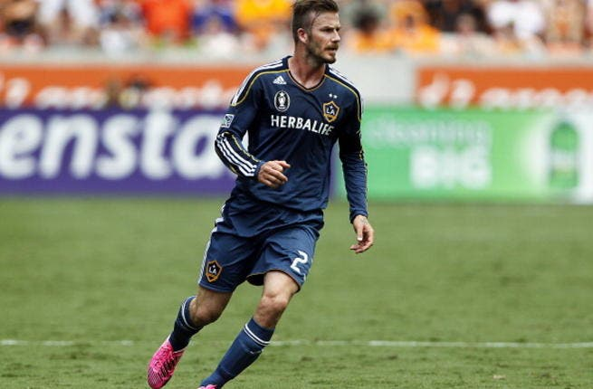 Becks hints may come out of retirement to play in new MLS team