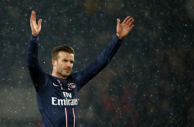 Becks hints at bringing in former colleagues for new MLS side