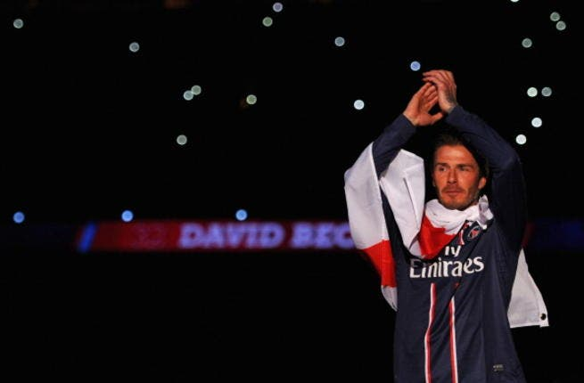 Beckham set to buy Miami MLS franchise for 25 million dollars