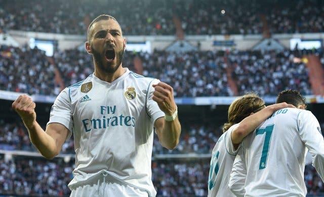 Real Madrid 1-0 Bayern: Benzema gives Ancelotti's men slender first-leg advantage
