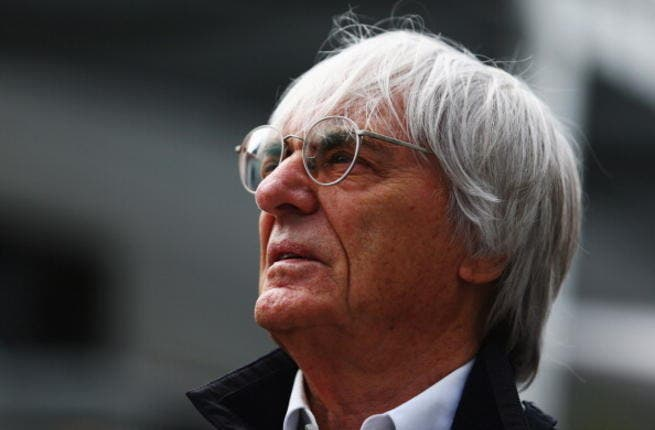 Ecclestone says F1 fans want Vettel to lose this season