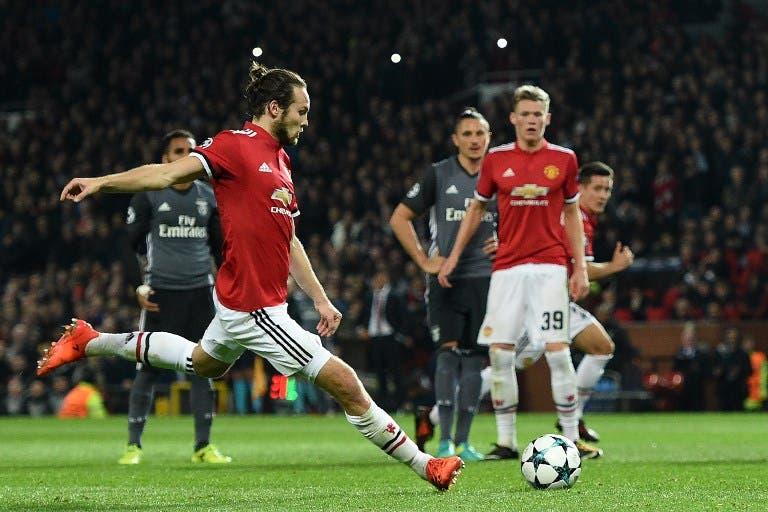 ملخص مباراة مانشستر يونايتد وبنفيكا 2-0 دوري أبطال أوروبا   البوابة