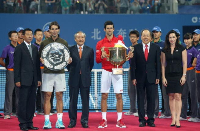 Nadal, Djokovic await the Australian Open