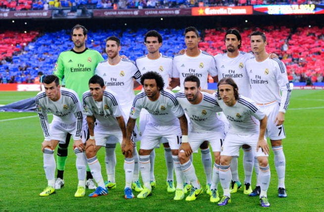 Real Madrid v Schalke 04: UEFA Champions League projected lineups