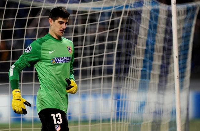Official: Thibaut Courtois free to play against Chelsea
