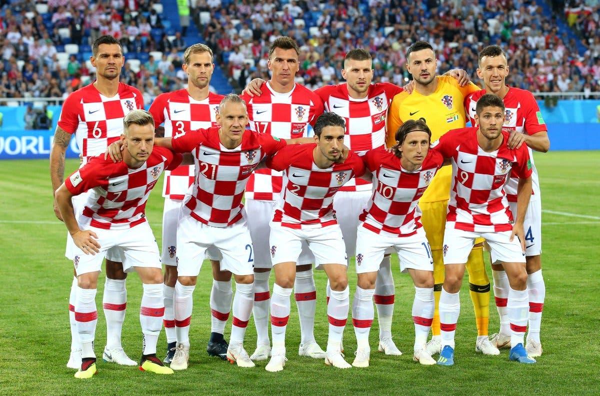 منتخب كرواتيا