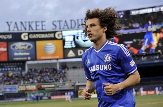 Barca set on replacing Carlos Puyol with Chelsea's David Luiz