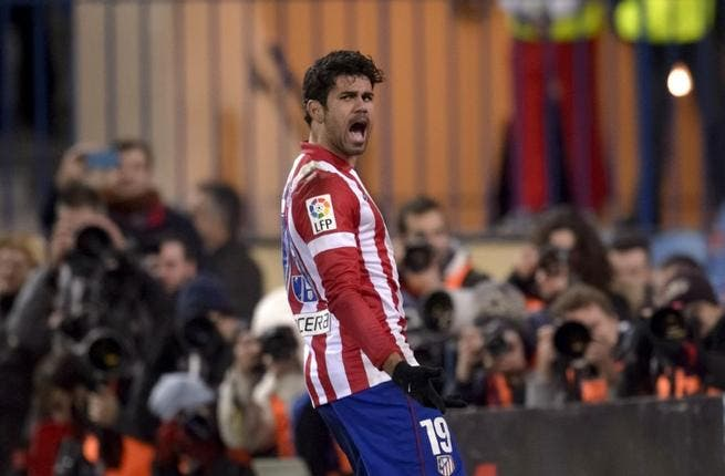 Chelsea to acquire Costa for 50m pounds