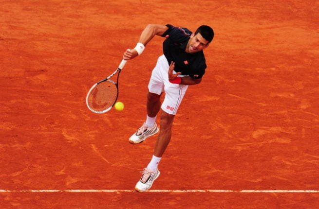 Djokovic remains on course for first French Open title post Milos Raonic win