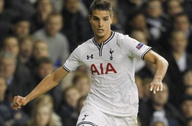 Tottenham rule out Lamela loan move