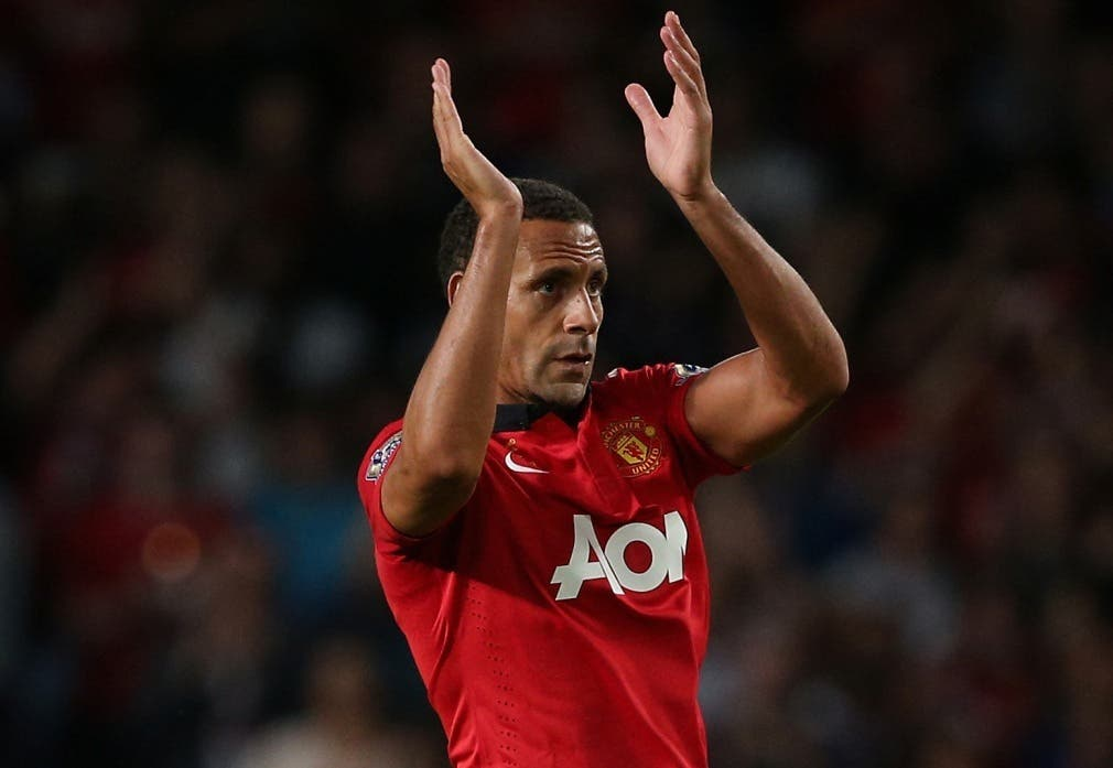 Rio Ferdinand keen to stay at Manchester United